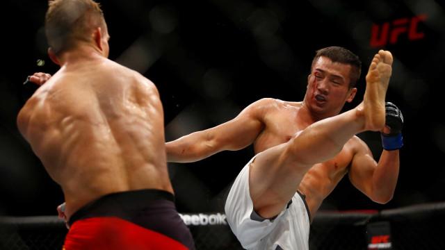 Lutador é expulso do UFC por manipulação de resultado, diz jornal