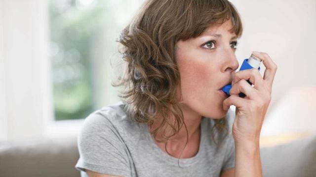 Medicação para asma dificulta gravidez