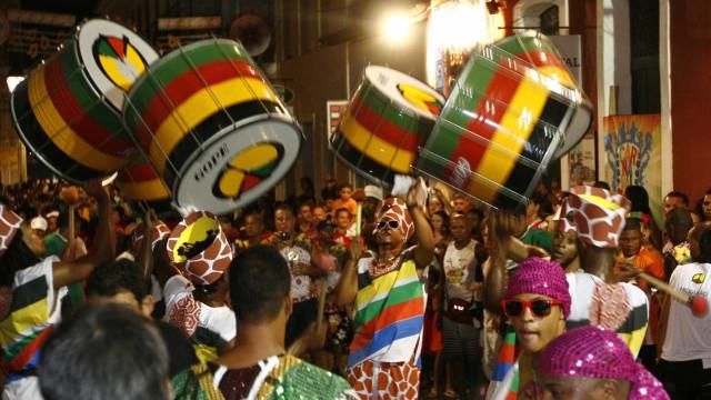 Olodum vira patrimônio cultural e imaterial da Bahia