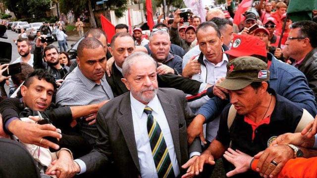 Paraná reduz número de policiais para novo depoimento de Lula