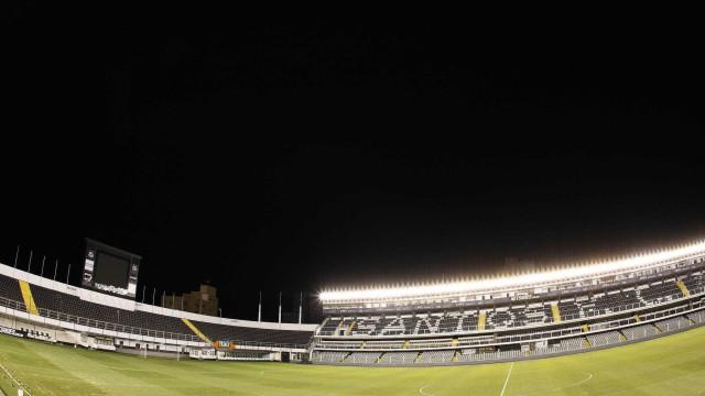 David Braz prevê Santos inteiro no Paulistão: 'Treinando forte'
