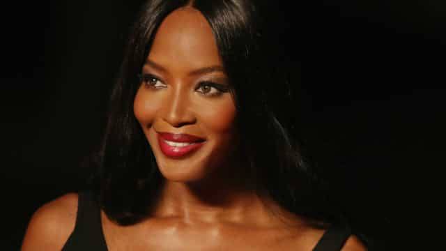 Naomi Campbell se manifesta sobre assassinato de Marielle