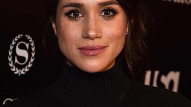 Meghan Markle fala sobre namoro com Príncipe Harry pela 1ª vez