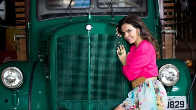 Sula Miranda faz vídeo apoiando greve dos caminhoneiros: 'Heróis'