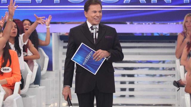 Silvio Santos brinca sobre Bruno Gagliasso: 'Traidor e sem vergonha'