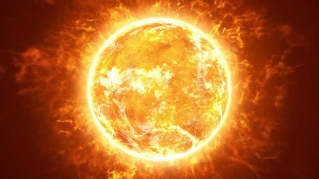 Primeira fotografia tirada da atmosfera do sol é divulgada