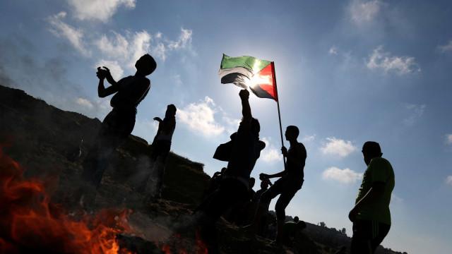 Estados Unidos exigem que Palestina reconheça Israel