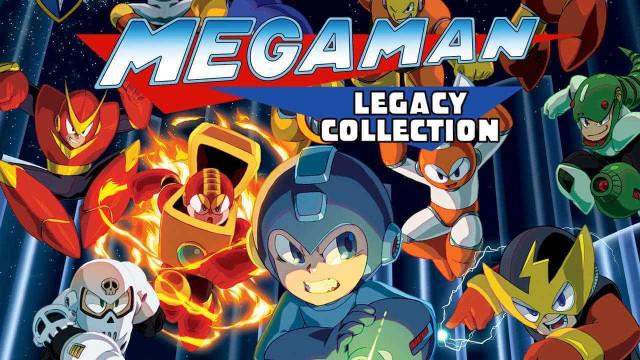Capcom lança 'Mega Man Legacy Collection 2' em agosto