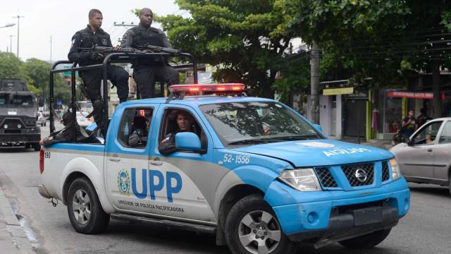 Mais da metade da frota das UPPs está sem condições de uso