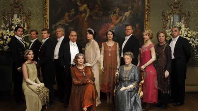 Com elenco original, Downton Abbey anuncia produção de filme para 2019