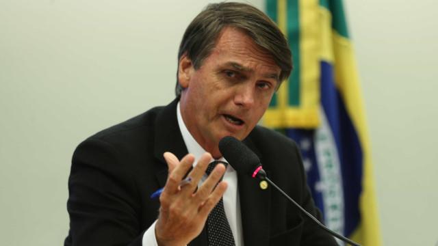 Bolsonaro quer abrir uma saída para o mar a partir de Minas Gerais