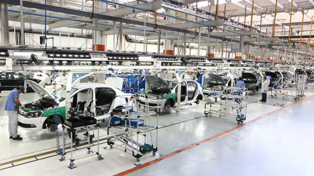Exportação cai e puxa produção de veículos para baixo em julho