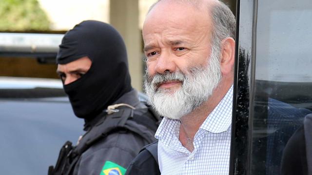 TRF4 nega pedido de soltura de João Vaccari Neto
