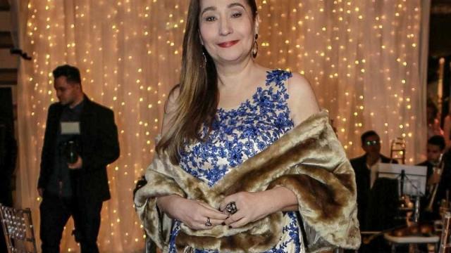 'Trapalhada', diz Sonia Abrão após ser confundida na Globo