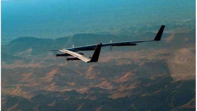 Rússia planeja construir drone multifuncional de 7 toneladas até 2023