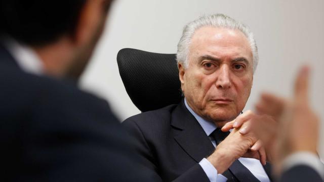 Após 2ª denúncia na Câmara, Temer libera R$ 1,02 bi a deputados