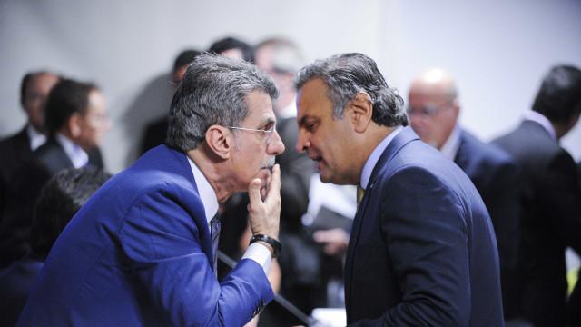 Caciques do Senado na mira da Lava Jato terão reeleição difícil