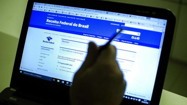 Receita paga hoje sexto lote da restituição do Imposto de Renda