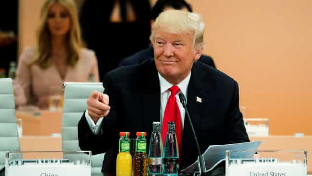 Trump elogia 'decisão muito sensata' de Kim Jong-un de não atacar Guam