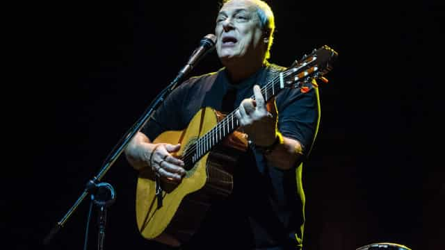 Toquinho tem repasse de direitos autorais penhorado pela Justiça
