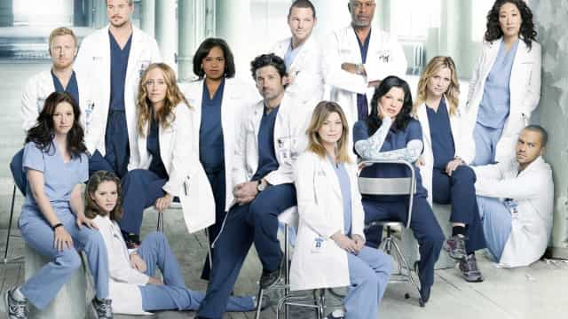 'Grey's Anatomy' mata 3 vezes mais pacientes do que vida real
