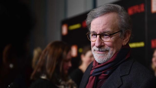 Spielberg é contra presença de filmes da Netflix no Oscar
