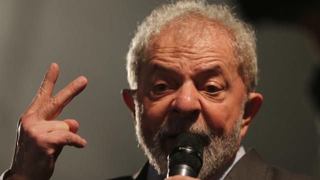 Lula questiona perícia da PF nos sistemas da Odebrecht