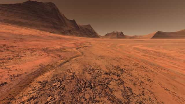 Daqui a 2 anos NASA realizará grandiosos planos no Planeta Vermelho