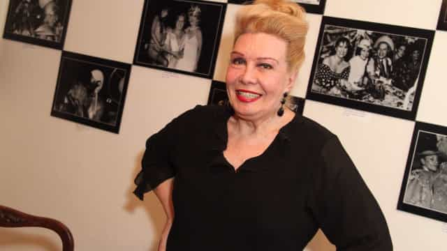 Canal Brasil fará homenagem à atriz e cantora Rogéria