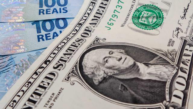 Dólar opera em queda nesta quinta-feira após pesquisa Datafolha