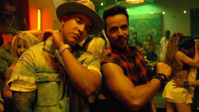 'Despacito' faz história ao ficar 15 semanas no topo da Billboard