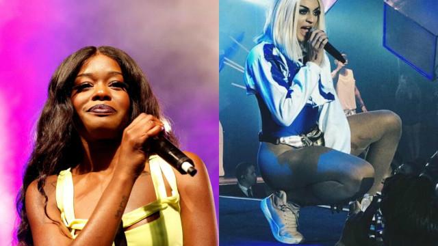 Americana cancela show 'por não querer cantar antes de Pabllo Vittar'