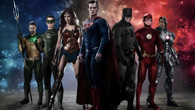 Trailer de 'Liga da Justiça' ganha versão legendada; assista