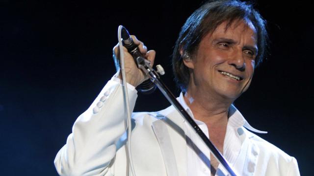 Globo inicia produção de especial de fim de ano de Roberto Carlos