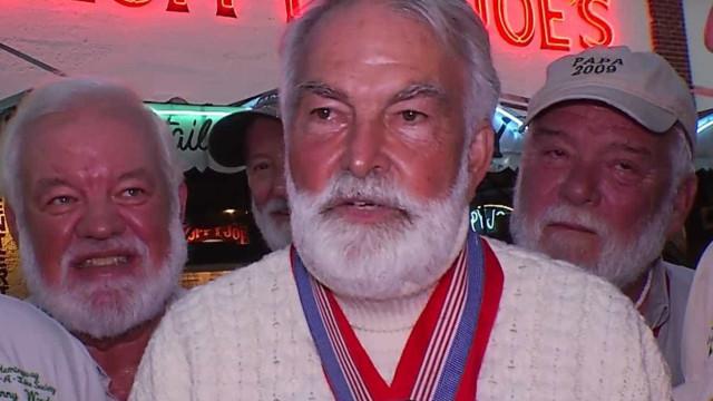 Flórida escolhe vencedor do  concurso de melhor 'Ernest Hemingway'