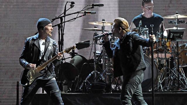 U2 apresenta canção inédita de novo álbum; ouça