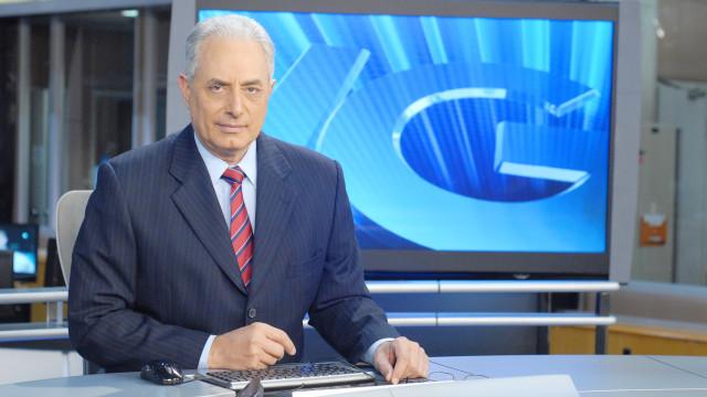 GloboNews cancela programa apresentado por William Waack