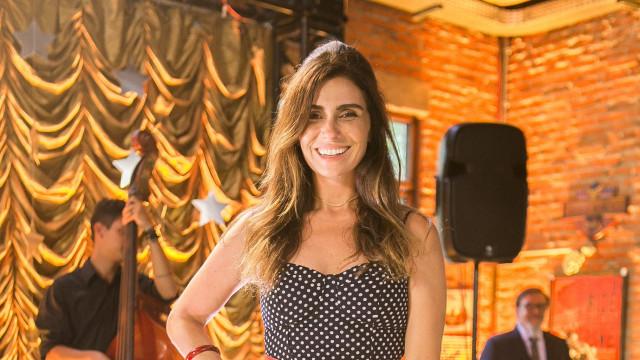 Giovanna Antonelli fala sobre vida em Portugal: 'Um sonho'
