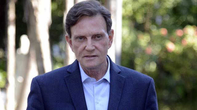 Crivella afirma que Rio precisa de segurança no nível da Olimpíada