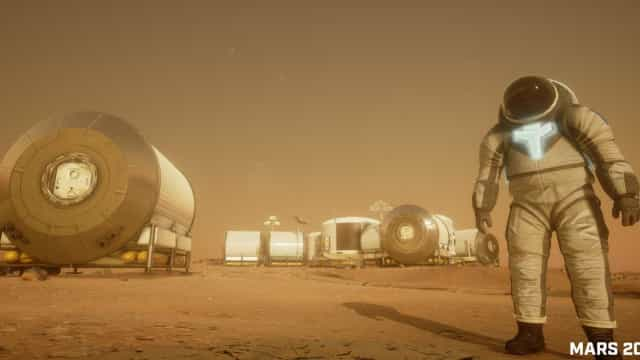 Câncer cósmico ameaça missão tripulada para Marte