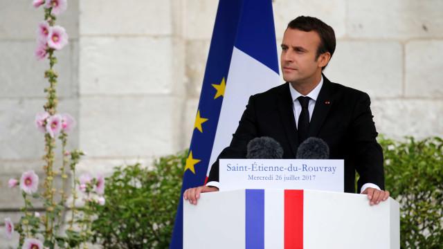 Macron não pede desculpas a Roma e tensão com França aumenta