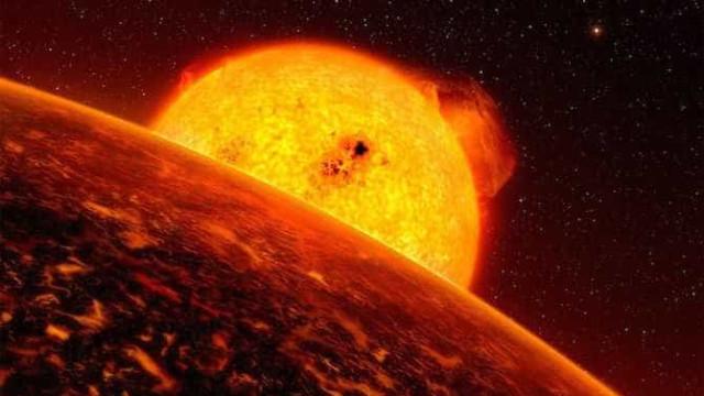 Astrônomos descobrem planeta 'infernal' capaz de vaporizar ferro