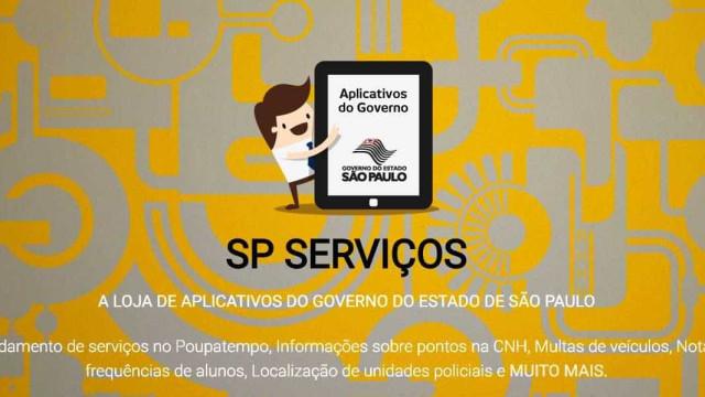 Governo de SP lança dois novos aplicativos para atender ao cidadão