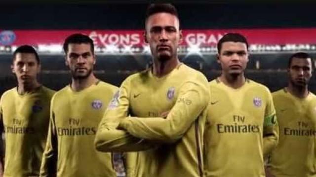 Trailer do Fifa 18 já tem Neymar como referência do PSG; veja