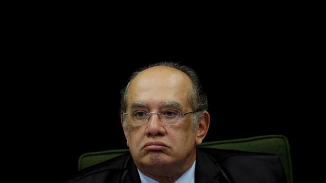 Gilmar Mendes diz que julgamento de Lula pode manchar imagem do Brasil