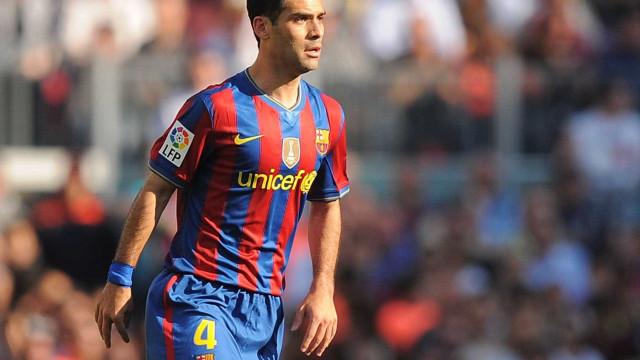 Ex-jogador do Barcelona é acusado de envolvimento com o narcotráfico