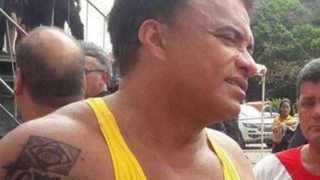 'Sumiu. Não existe mais', diz deputado  sobre tatuagem para Temer