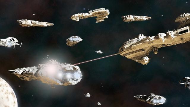 Deputada ucraniana propõe 'conduzir guerras usando naves espaciais'