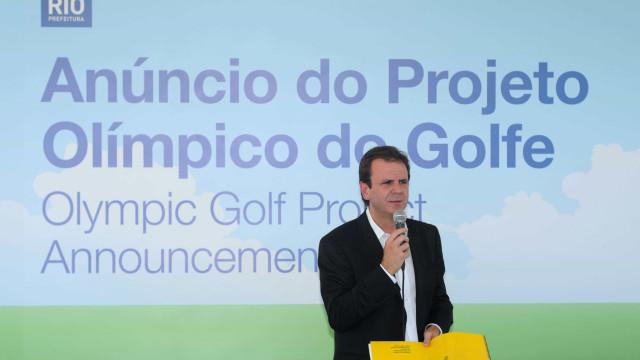 Paes vira réu em denúncia sobre campo de golfe na Rio 2016