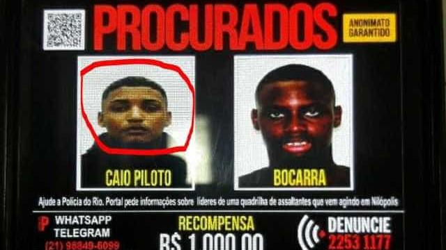Maior ladrão de carros do Rio chora ao ser preso
